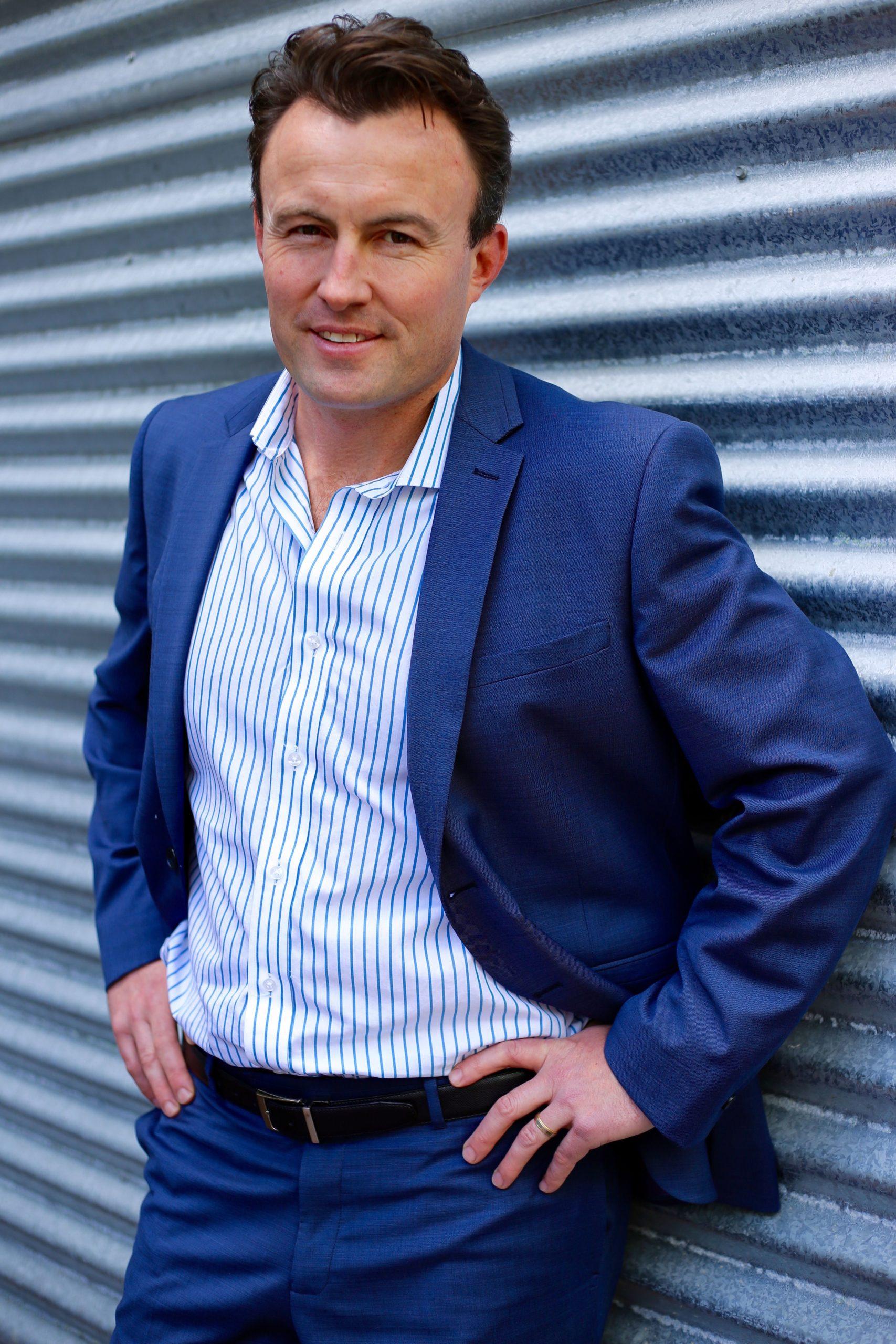 Nigel Baker Author of The Super Secret